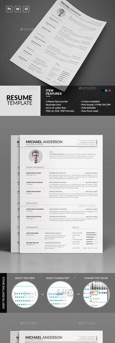 Prodj  Dj Press Kit  Rider  Resume Psd Template  Press Kits