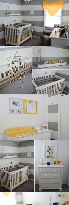 baby nursery yellow grey gender neutral. Best Benjamin Moore Gender Neutral Paint Colours For Nursery   Baby Nurseries, And Yellow Grey
