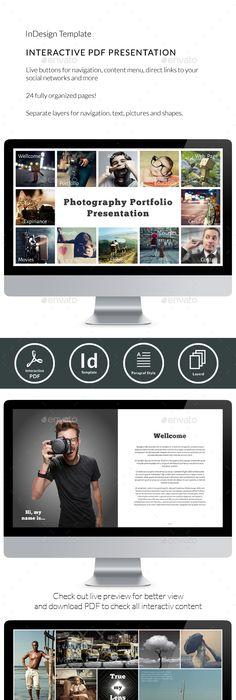 Create a PDF Portfolio Using Adobe Illustrator - mark-anthony.ca ...