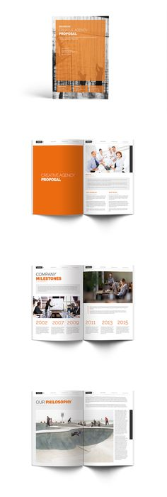 Propsal Template Template Proposal Templates And Project Proposal