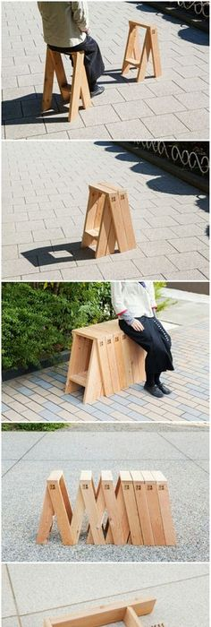 Nice Cóm Oda Folding Chairs By Mr. Simon | Spaces, Folding Chairs And Extra  Seating