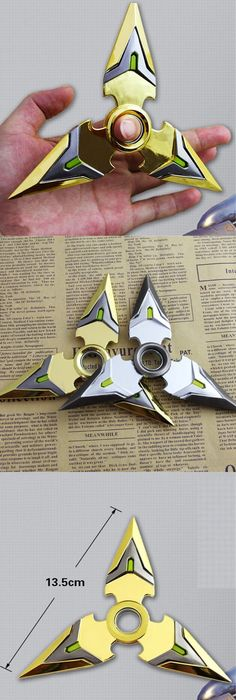 US$7 11 Metal Tri Hand Spinner Triangle Focus ADHD EDC Stocking