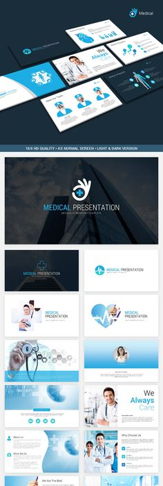 Medical And Healthcare Pitch Deck  Pitch Medical And Decking