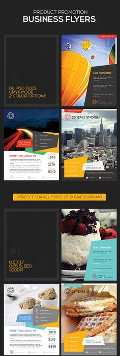 Web Promotion Flyer By Adoberashad On Envato Elements  Insp