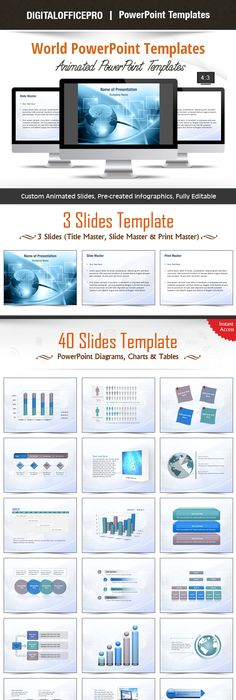 Baby Food PowerPoint Template Backgrounds | Template