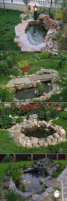 есть идея!!! Garden PondsBackyard ...