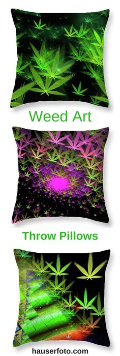 Weed Art Duvet Covers For Sale Beddings With Cannabis Symbols