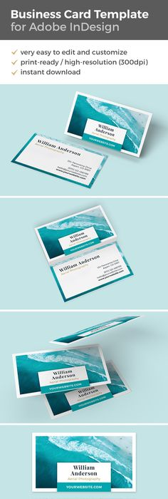 Business card template flora this is a clean and modern business card template flora this is a clean and modern business card template for adobe indesign its fully customizable and print ready fbccfo Image collections