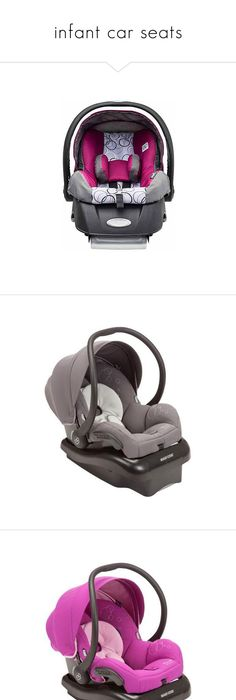 Graco SnugRide 30 Infant Car Seat Minnie Mouse Graco ($79) ❤ liked ...