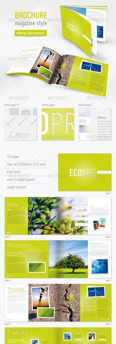 Pk Fertilizers Brochure Design Ideas  Simple Yet Beautiful