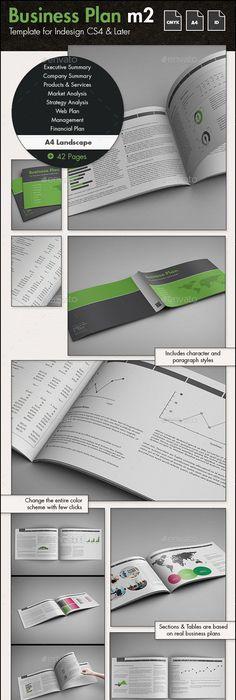 Business plan template m1 a4 landscape business planning business plan template m2 a4 landscape flashek Images