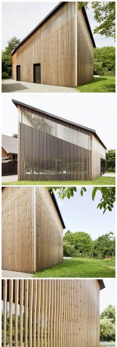 ossature bois Construction BOIS Pinterest