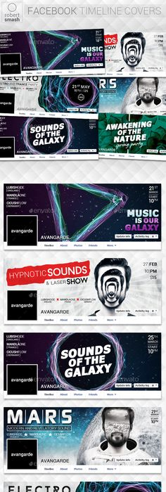 Music Event Facebook Timeline Covers Vol  Timeline Covers