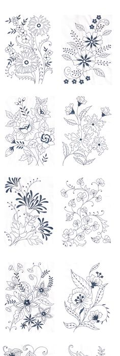 Inspiration from instagram happy cactus designs cacti amazing emotions vintage florals 01 machine embroidery designs vintage florals 01 these fabulous vintage floral designs can add supreme beauty to your dt1010fo