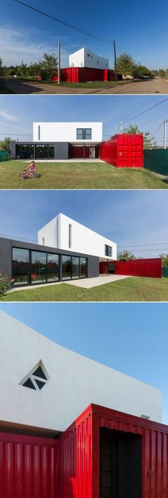 Shipping container housing for Japanu0027s homeless Architects, House