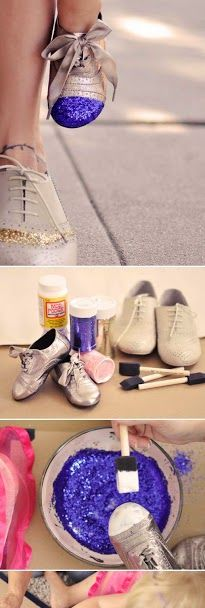 11 ways for you to makeover the sneakers craft crafty and clothes solutioingenieria Gallery