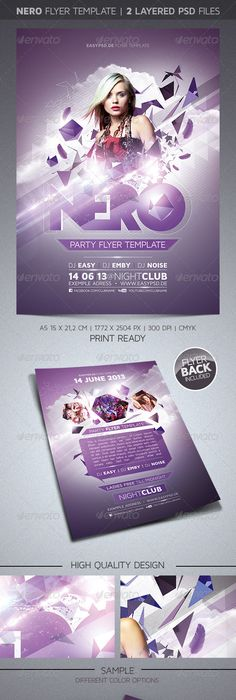 Belly Dance Party  Dancing Party Flyer And Font Logo