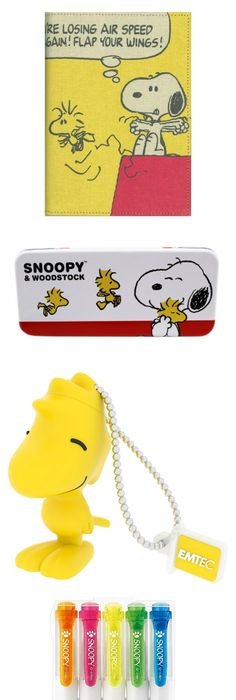 Great Snoopy Office Supplies