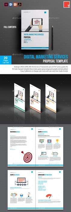 It Consulting Services Proposal Template Proposal Templates