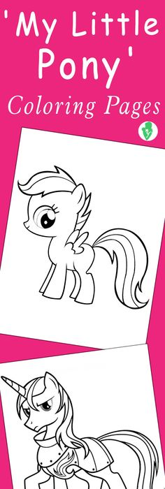 my little pony free printable template Who Is Who? My little Pony - copy my little pony coloring pages discord