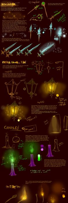 how to glow tutorial on glowing by intothefrisson on deviantart for reference pinterest. Black Bedroom Furniture Sets. Home Design Ideas