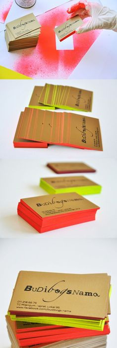 Stamped business cards packaging pinterest business cards stamped business cards packaging pinterest business cards business and corporate design colourmoves