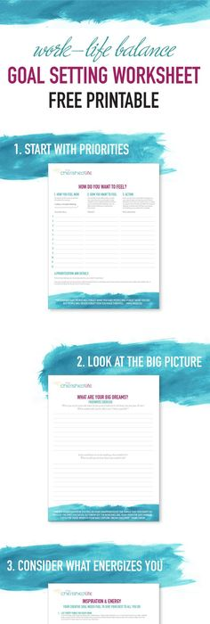 Image result for worksheets to fill out with vision boards ...