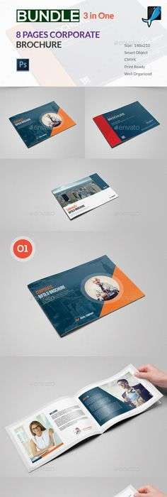 Enrico Business Landscape Brochure  Brochures Corporate Brochure