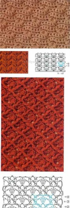 Crochet diagram free crochet pattern himalaya scarf from the hand stitchingcrochet diagramcrochet ccuart Image collections