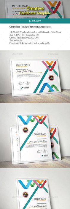 Certificate template vector eps ai illustrator certificate certificate template vector eps ai illustrator certificate templates pinterest certificate ai illustrator and template yadclub Gallery