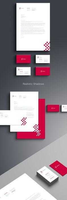 Free Advanced Branding  Stationery Psd Mockup  Mockup Templates
