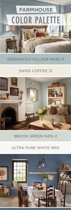 All About Farmhouse. Interior Paint Colors For Living RoomGreat ...