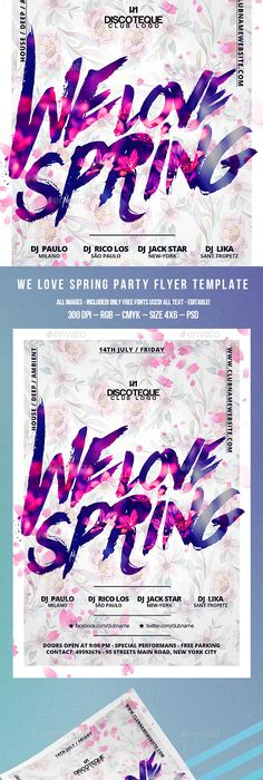 Sound Of Elevation Party Flyer  Party Flyer Flyer Template And