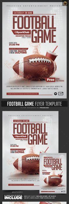 Soccer Tournament Flyer Design  Design    Flyer