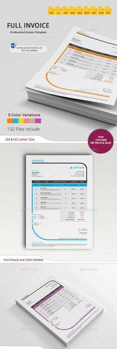 CateringServiceInvoiceTemplateJpg   Excel Invoice
