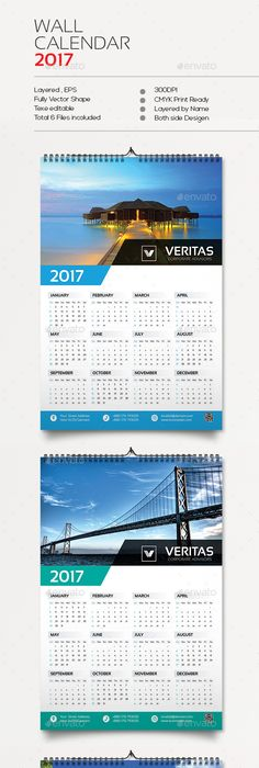 Corporate Business Wall Calendar  V  Corporate Business