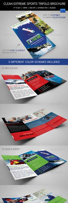 Travel Brochure  Trifold  Work Ref    Travel Brochure