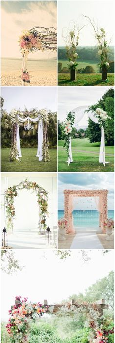 64 budget friendly photo booth backdrop ideas and tutorials photo 25 wedding arches decoration ideas junglespirit Image collections