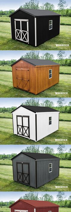 The Original Is Great As A Hobby Shed, Backyard Party Shed, Or Simply To  Store All Of Your Extra Stuff. | Storage And Garden Sheds U2013 Woodtex |  Pinterest ...