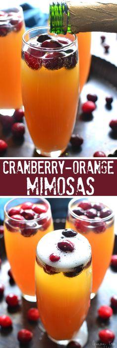 recipe: cranberry orange vodka punch [18]
