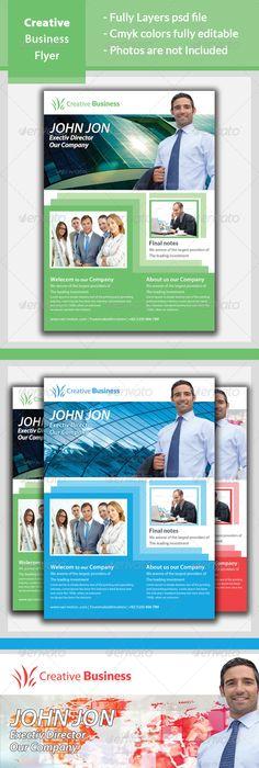 Real Estate Business Flyer Template Real Estate Business Flyer