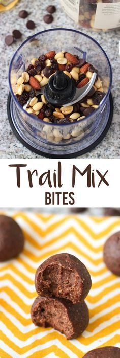 The food processor is a fantastic tool youll be surprised by all trail mix bites a quick and customizable snack recipe that uses just five ingredients and a food processorail mix bites a quick and customizable forumfinder Images