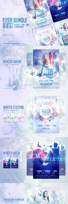 New Year 2014 Flyer Template Flyer template, Template and Party flyer