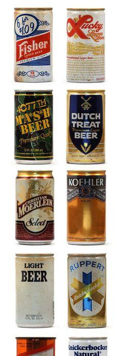 Acme Bock Beer I Love Vintage Labels