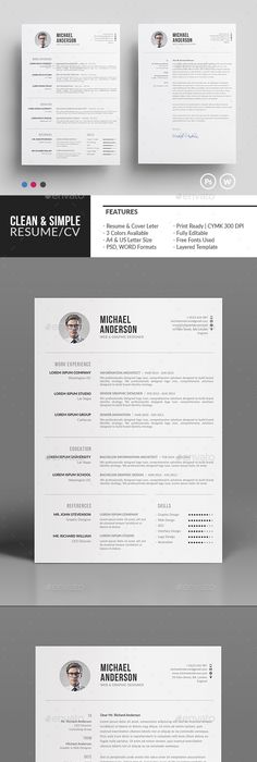 Our  Favorite Resume Templates  Template Professional Resume