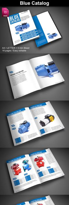 Professional Product Catalogue Product catalog, Brochures and - product brochure template