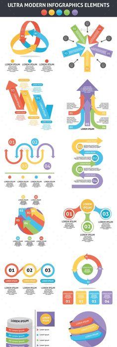 Infographic Design Templates Vector EPS, AI Illustrator | Graphic ...