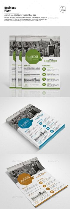 Junior School Education Flyers By Business Templates On