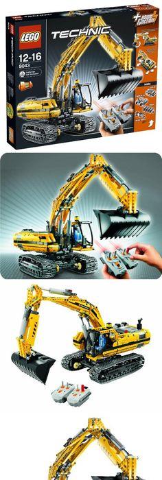 LEGO Technic Motorized Excavator 1127pieza(s) - juegos de ...