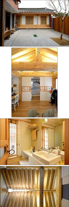 이것이 진정한 U0027하이브리드 주택u0027. Asian Interior DesignHouse ArchitectureArchitecture  InteriorsHouse InteriorsTraditional ...
